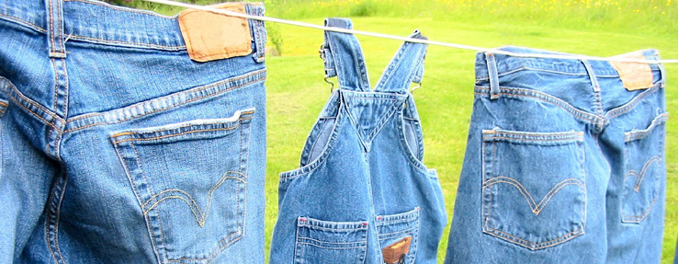 Jeans de toutes tailles